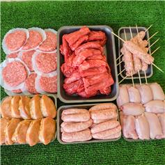 Mega Party BBQ Pack