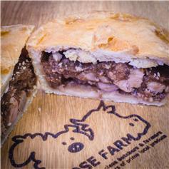 Buy Steak & Kidney Pie - Large - Frozen - Ginger Butchers