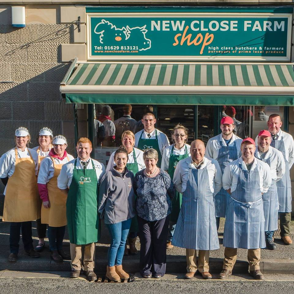The team at New Close Farm